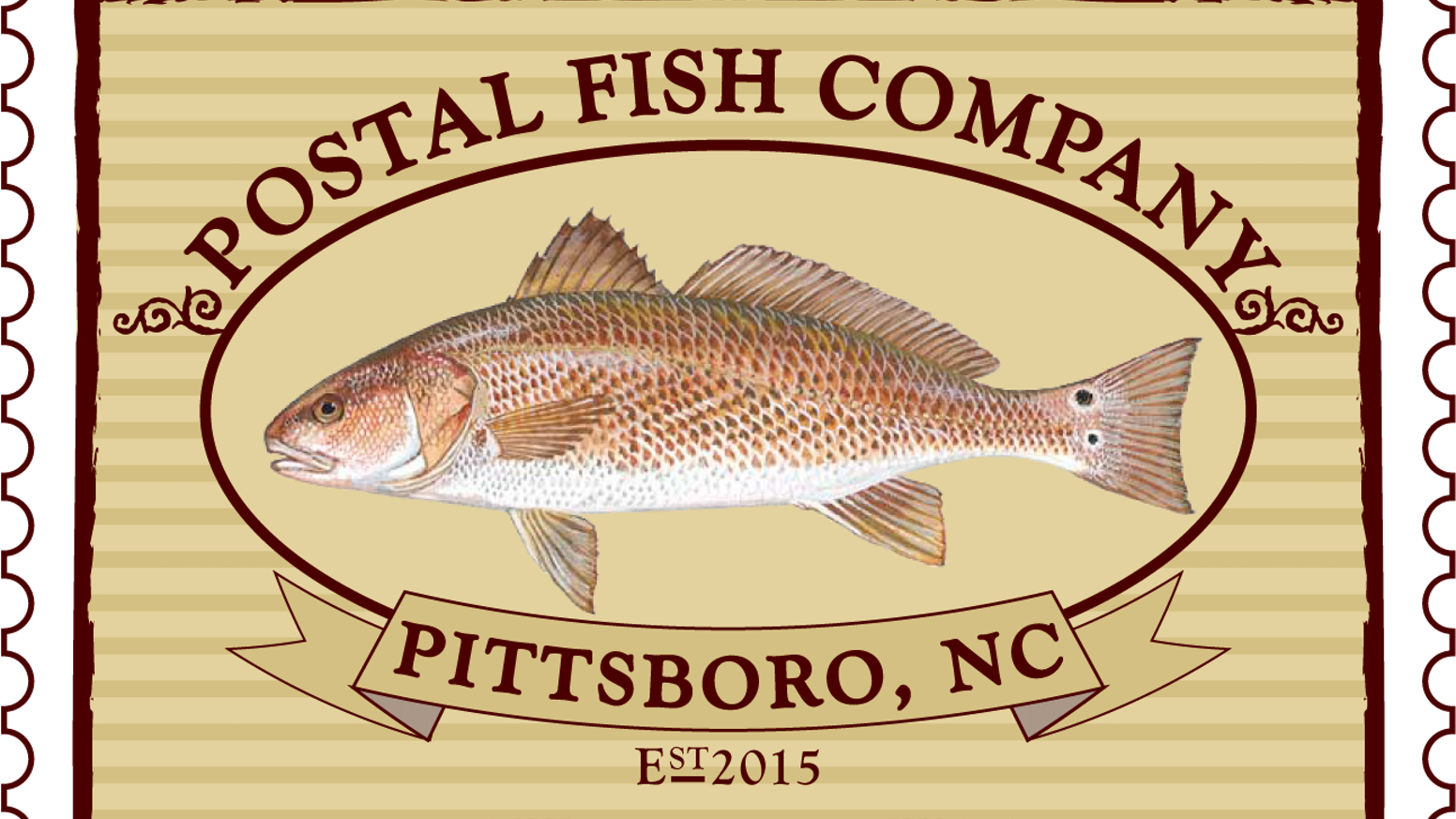 Postal Fish Co. is a Southern Atlantic Fish House concept located in the Piedmont of North Carolina.