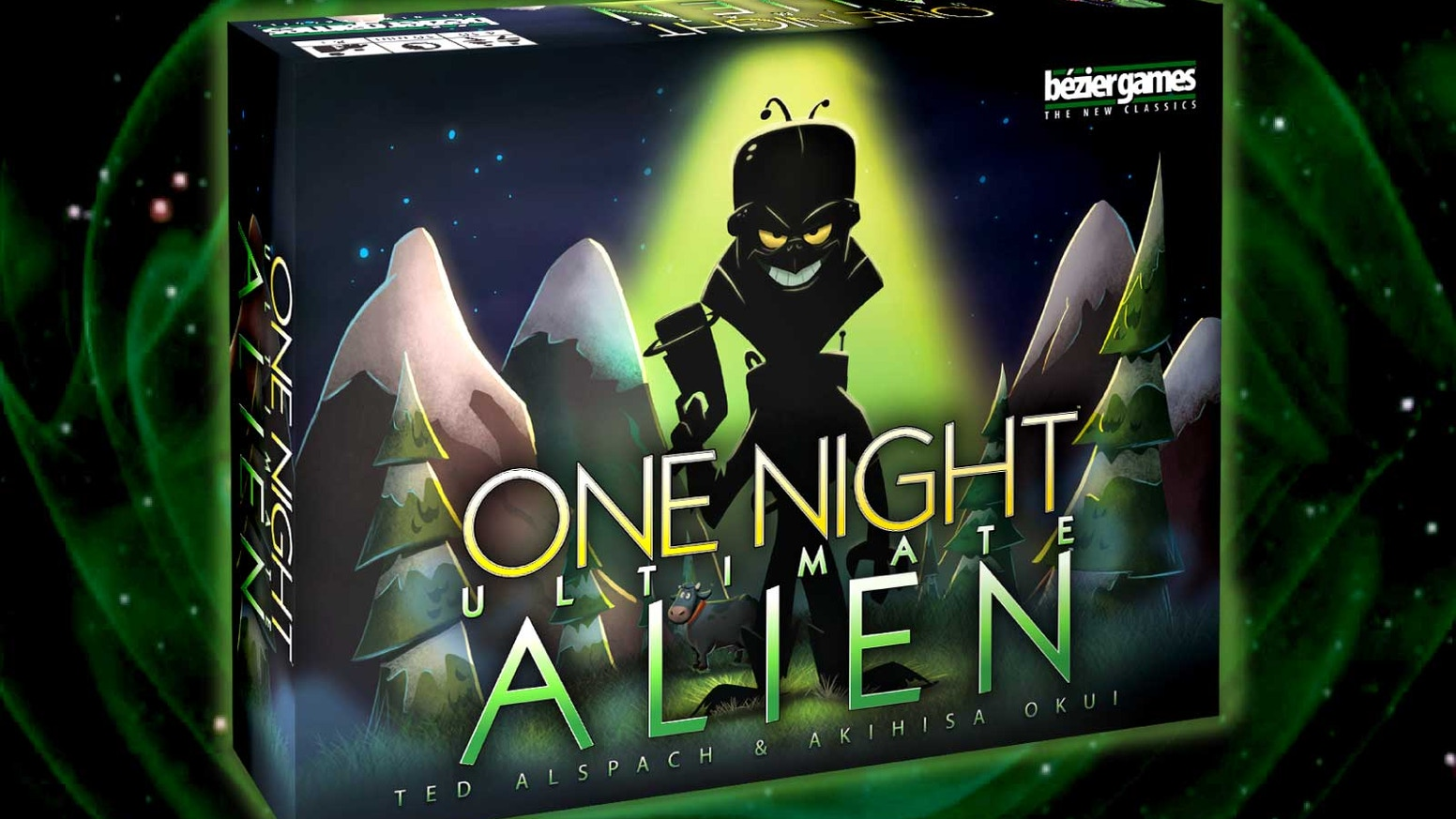 The far-out sequel to the mega-popular One Night Ultimate Werewolf. This time, the app is the star with dynamic roles and narration!