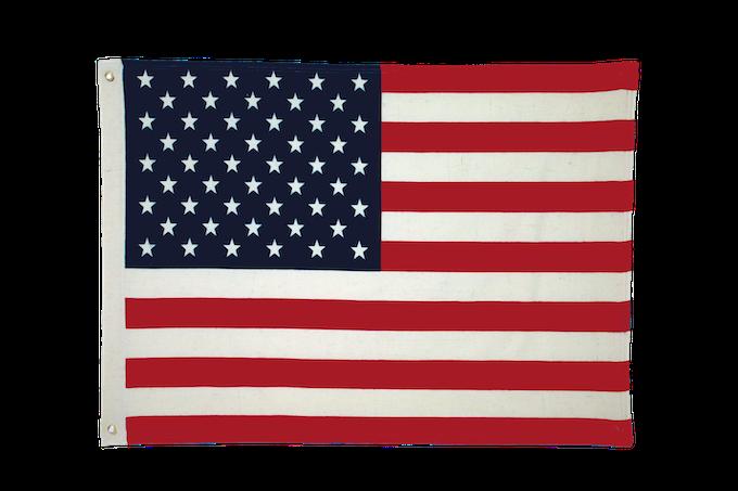 "Wool Flag Print - 18"" x 24"""
