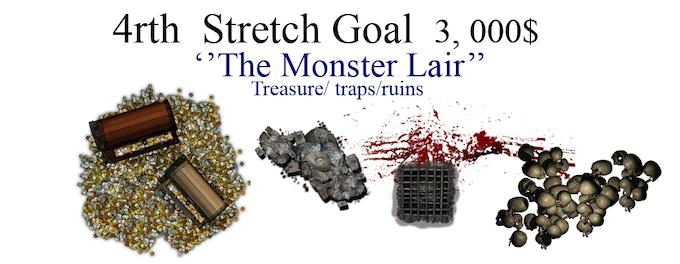 monster lair