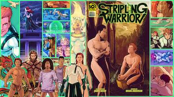 Stripling Warrior Vol. 1: Law of Adoption