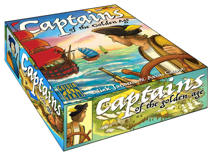 A 0% luck, all skill board game, set in the golden age of trading and piracy. Trade pepper and rule the Trading Company!