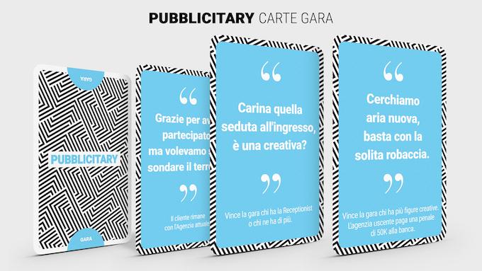 Carte GARA