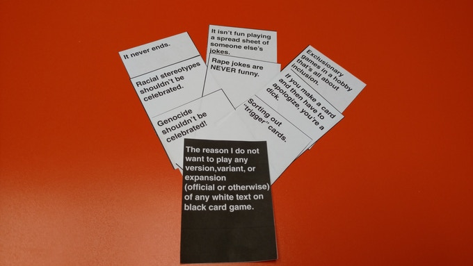 Print Tested Cards