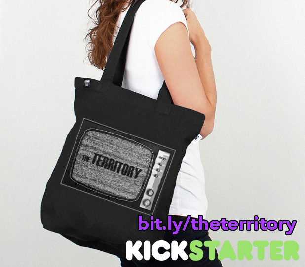 "$60 Reward: ""The Territory Tote"""