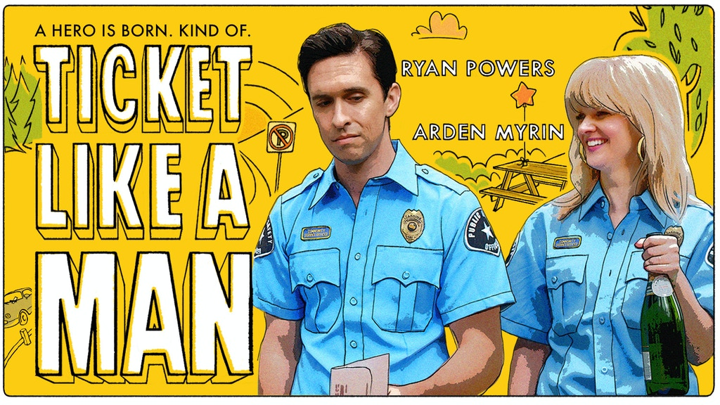 TICKET LIKE A MAN: A Short Comedy Film project video thumbnail