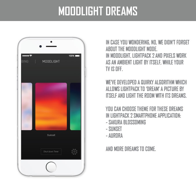Lightpack 2 - Ultimate Light Orchestra For Your Living Room by