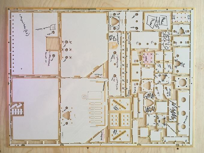 FR4 prototype board