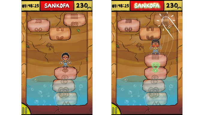 Adinkra-themed Gameplay