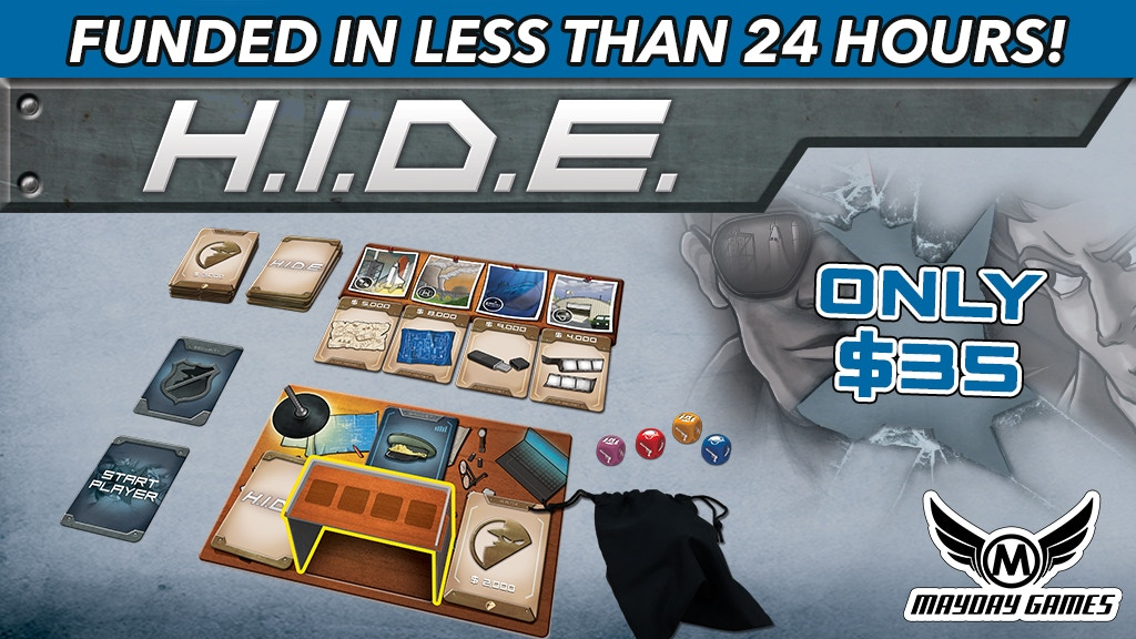 HIDE: Hidden Identity Dice Espionage project video thumbnail