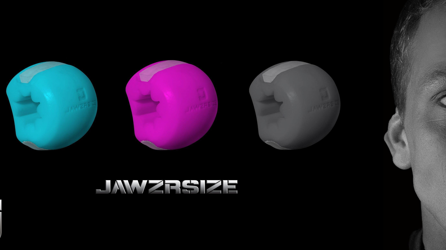 Use Jawzrsize to tone, strengthen your facial and neck muscles, form a well defined jawline, and intensify mind-muscle connection.