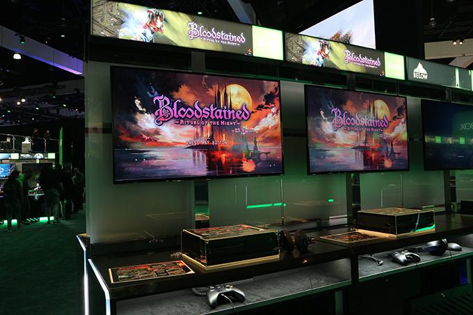 Bloodstained: Ritual of the Night by Koji Igarashi » E3