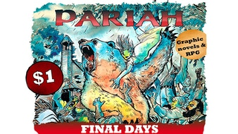 Pariah Missouri Complete Hardcover Collection