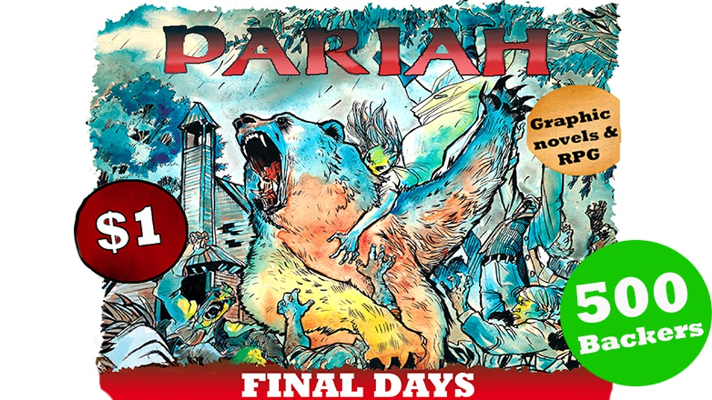 Pariah Missouri Complete Hardcover Collection project video thumbnail
