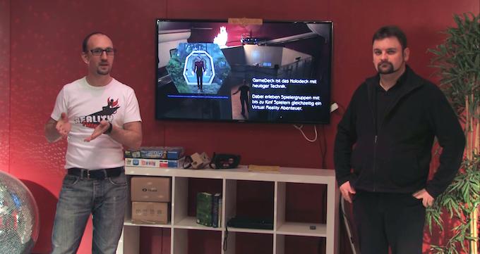 Euer GameDeck-Team - Clemens und Tom