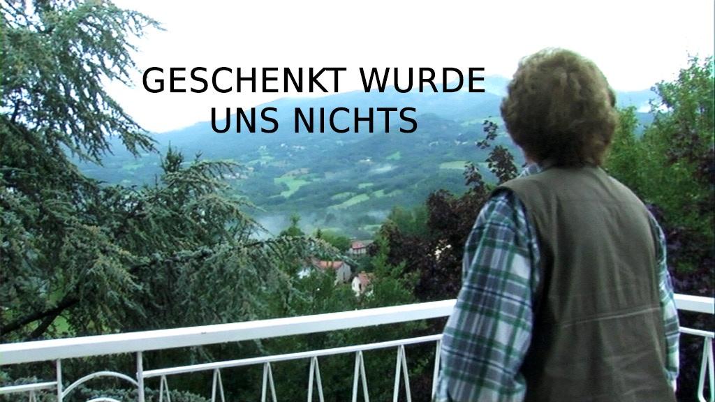 """DVD-Release """"Geschenkt wurde uns nichts"""" project video thumbnail"""