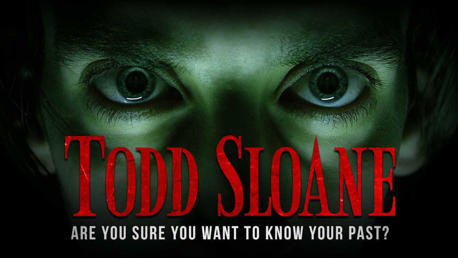 bff0ed32c38 Todd Sloane Short Film by Get New Design — Kickstarter