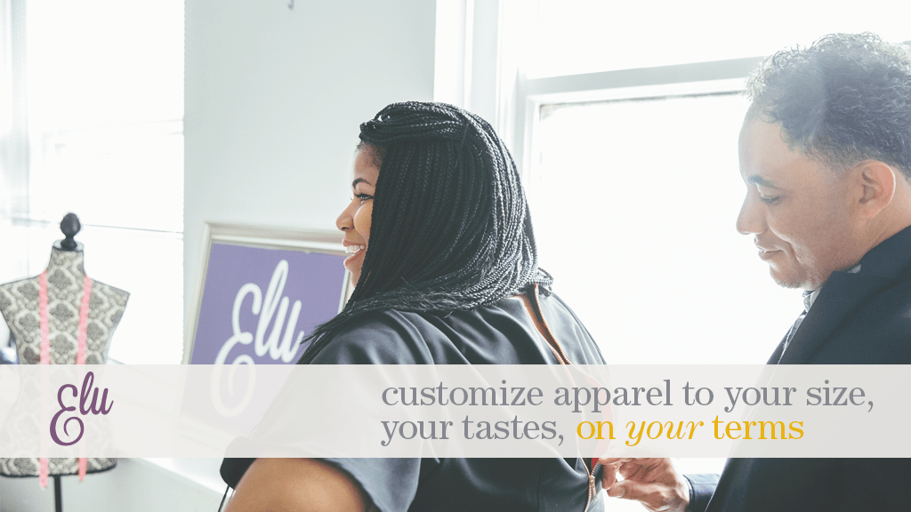 Introducing Elu: Made-to-Measure Apparel for Plus Size Women project video thumbnail