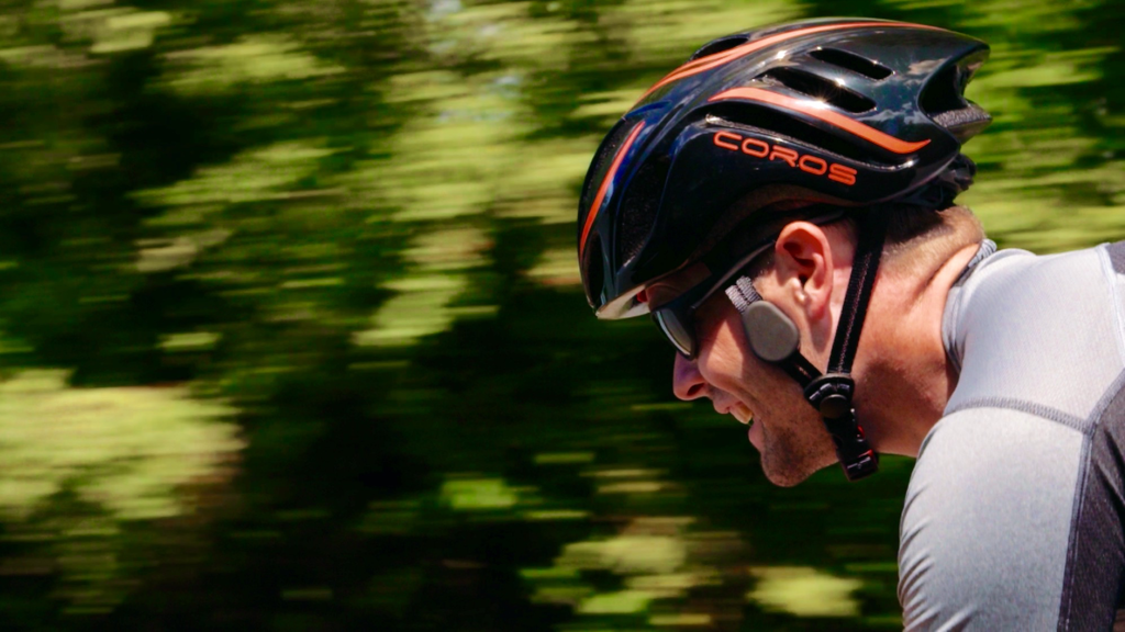Coros LINX Smart Cycling Helmet: Safely tune in to your ride project video thumbnail