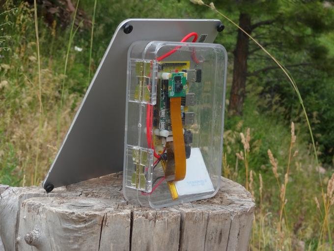 Solar Wildlife Camera
