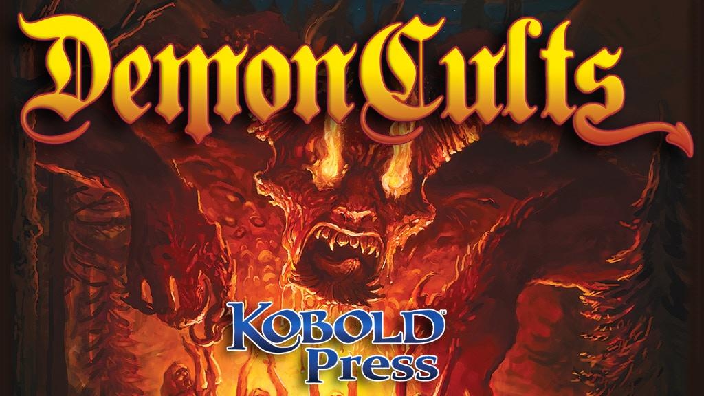Demon Cults & Secret Societies: 5th Edition & Pathfinder RPG project video thumbnail