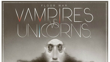 Vampires vs. Unicorns: Floor War Game