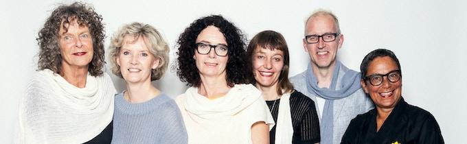 Karin Marseille, Joanneke Lootsma, Anita de Wit, Melanie Brown, Thijs Verhaar, Linnemore Nefdt