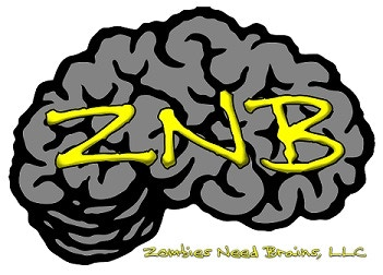 Zombies Need Brains Logo