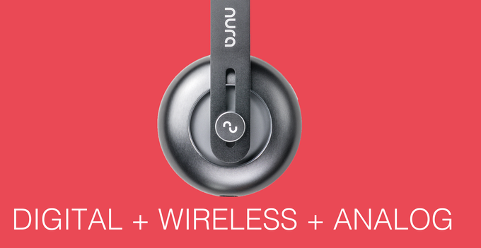Our backers spoke! We are proud to announce the addition of wireless (Bluetooth) and analog (3.5mm) connectivity!