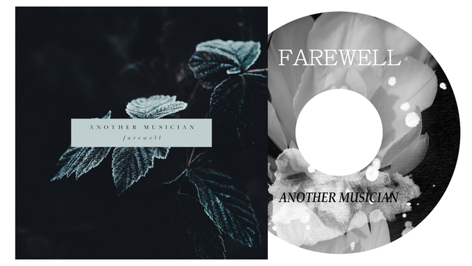 This is a mock up of what the CD and artwork will look like!