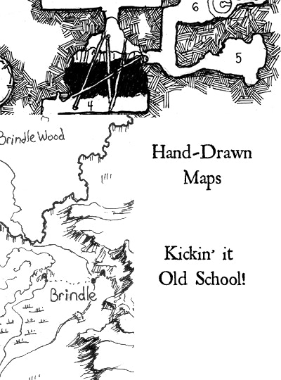 All Hand-Drawn Maps