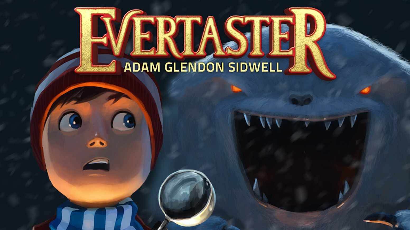 Help launch the long anticipated sequel to Evertaster! Get a copy of Evertaster: The Delicious City before everyone else.