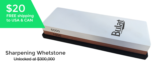1000/6000 combination grit whetstone. Image is a mockup.