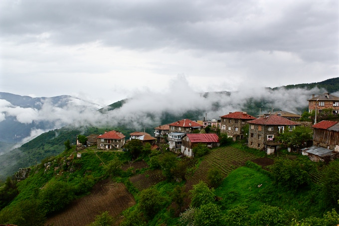 Beauty That Moves Us - Bulgarian Village in the Rhodope Mountains