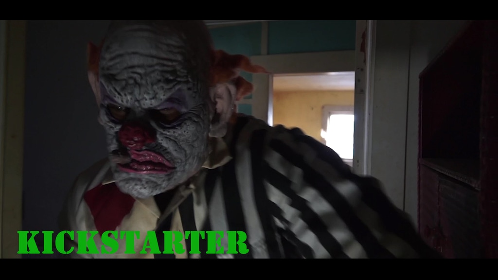 Clown Motel - Horror Slasher Movie project video thumbnail