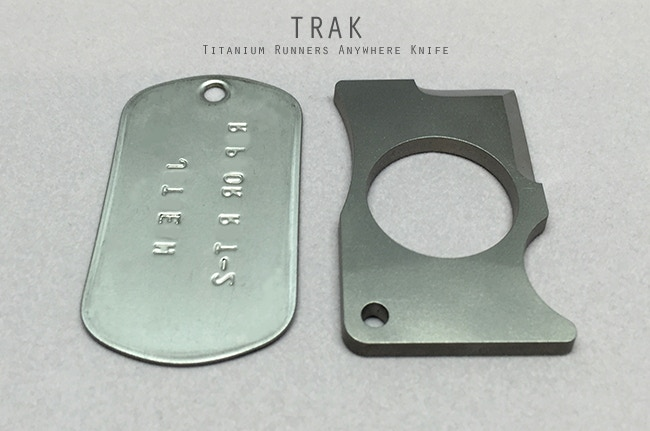 Approx. Same Size As A Military Dog Tag