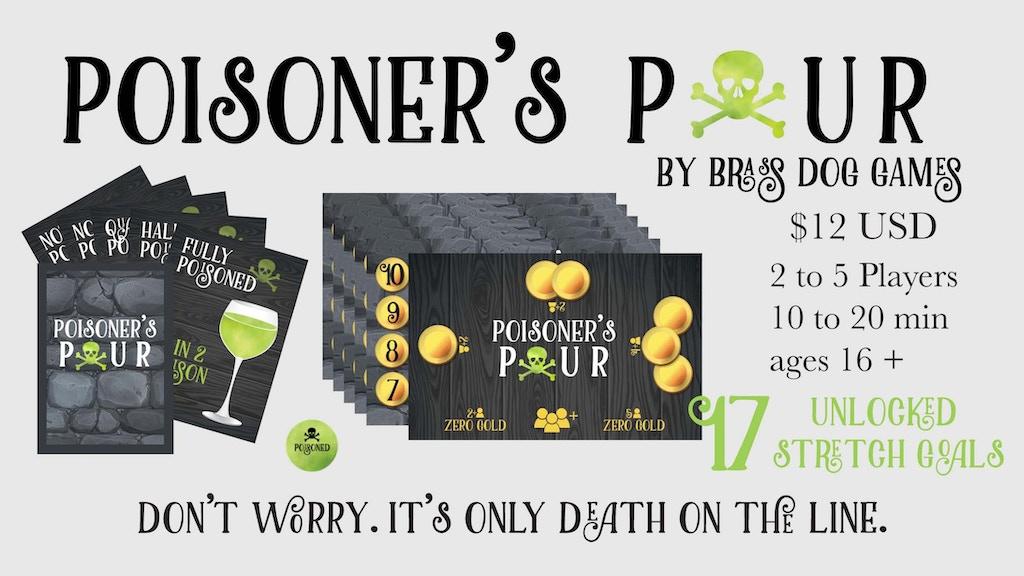 Poisoner's Pour project video thumbnail