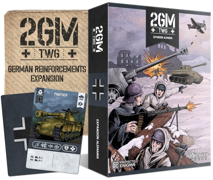2GM Tactics Wargame and Expansions by Draco Ideas — Kickstarter