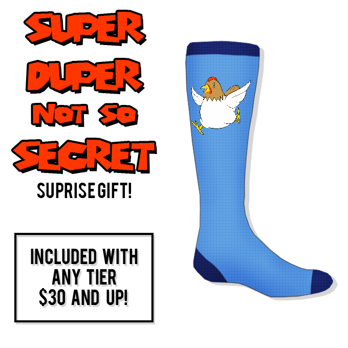 Who doesn't love a good pair of unique socks?