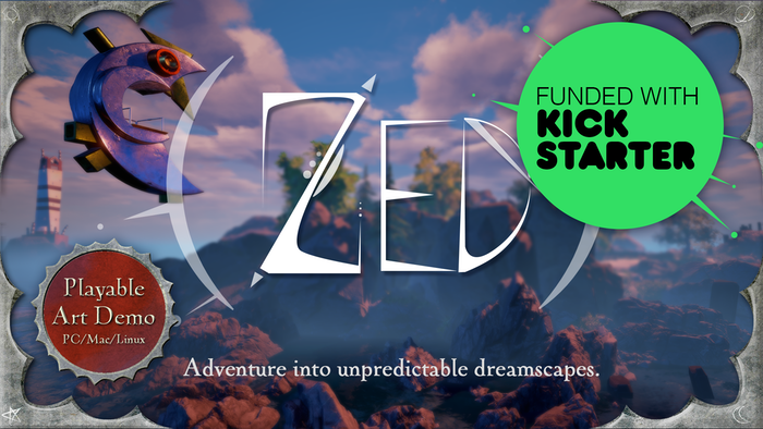 From an artist behind Myst, C&C, and 25 other games: An adventurous puzzle journey into beautiful and unpredictable dreamworlds. Releasing June 4th, 2019