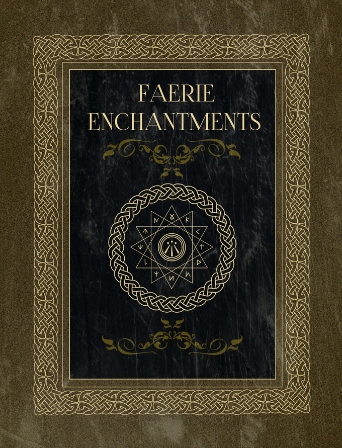 Enchantment Cards Booklet Cover