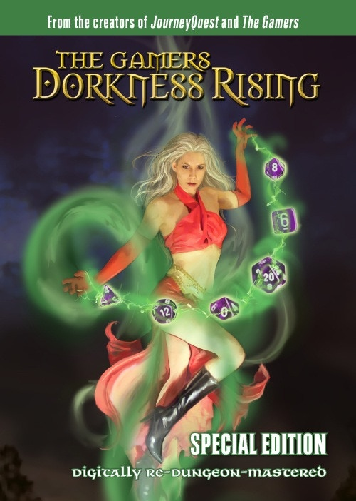 The Gamers: Dorkness Rising Special Edition DVD