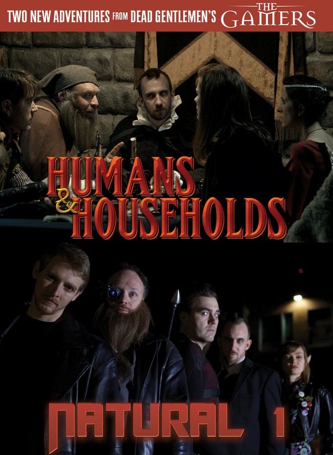 Humans & Households and Natural 1 DVD