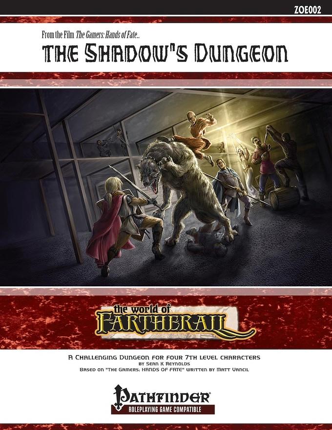 The Shadow's Dungeon Pathfinder Adventure