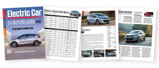 EV Buyers Guide preview pages