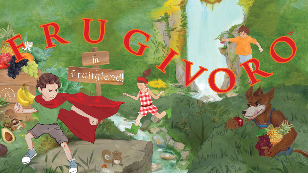 Frugivoro in Fruityland! A Sneaky Health Education Game project video thumbnail