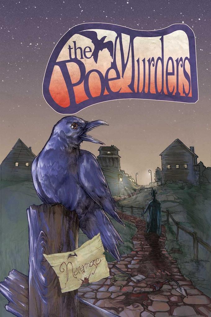 The Poe Murders Reward