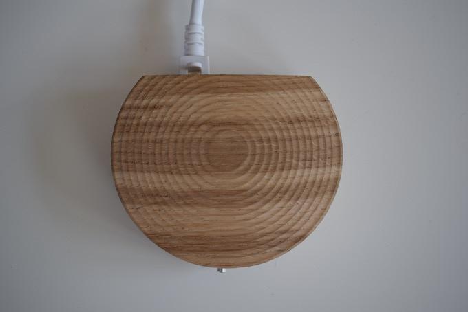 Un seul câble nécessaire (alimentation électrique+signal internet)