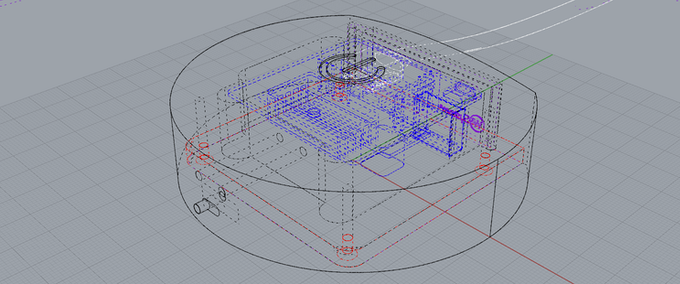 Image 3D boitier