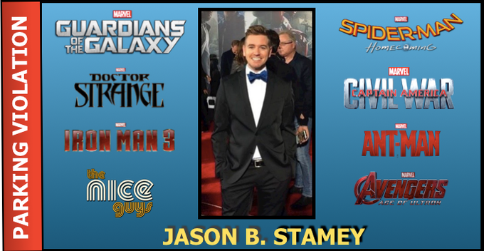 JASON B. STAMEY - CASTING DIRECTOR